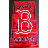 Boston RedSox Baseball Field MLB Sports Beach Towel