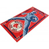 Boston RedSox Player MLB Sports Beach Towel