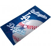 Dodgers MLB Sports Beach Towel