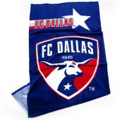 FC Dallas MLS Sports Beach Towel