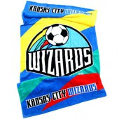 Kansas City Wizards MLS Sports Beach Towel