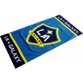 LA Gallaxy MLS Sports Beach Towel