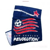 New England Revolution MLS Sports Beach Towel
