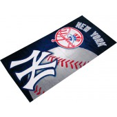 New York Yankees MLB Sports Beach Towel