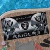 Raiders New NFL Sports Beach Towel