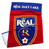 Real Salt Lake MLS Sports Beach Towel