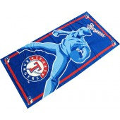 Texas Rangers Player MLB Sports Beach Towel