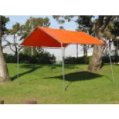 10 X 12 Heavy Duty Premium Orange Tarp