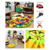 DAMJA Toy Mat Storage Bag