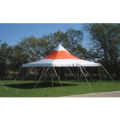 Mystique 60' X 60' High Peak Tension Party Tent