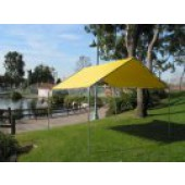 18 X 20 Heavy Duty Premium Yellow Tarp