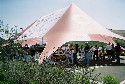 KD StarTwin 1320 Canopy Tent
