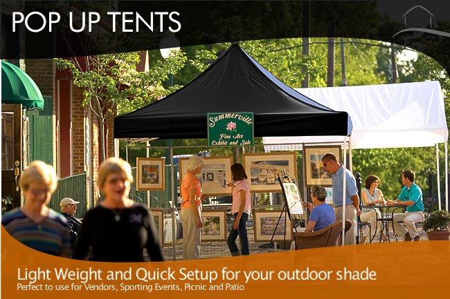 Outdoor Canopies - Pop Up Canopy Portable Shade Carports Wedding u0026 Party Tents For Sale & Outdoor Canopies - Pop Up Canopy Portable Shade Carports ...