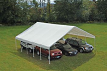 """30' X 40' / 2"""" COMMERCIAL VALANCE CANOPY"""