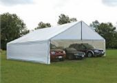 """30' X 60' / 2"""" COMMERCIAL ENCLOSED CANOPY"""