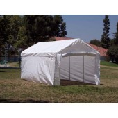 "10' X 30' / 1 3/8"" Enclosed Canopy"
