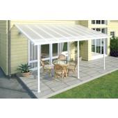 10' X 20' Feria 4200 Patio Cover Canopy w/Polycarbonate Panels