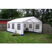 Decorative Style 14' X 20' Enclosed Party Tent