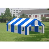 "Commercial Duty 18' X 30' / 1 5/8"" Dia. Frame Luxury Enclosed Party Tent"