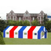 "Commercial Duty 18' X 40' / 1 5/8"" Dia. Frame Luxury Enclosed Party Tent"