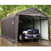 12' X 20' X 11' Square Tube Shelter Garage