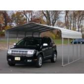 Steel Car Port 12X20X08