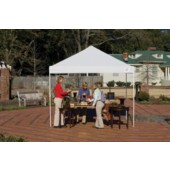 10' X 10' Single Truss Pro Pop-Up - White Top