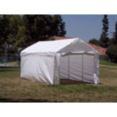 """18' X 30' / 1 5/8"""" Commercial Enclosed Canopy"""