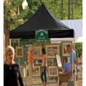 10' X 10' Open Top Pro Pop-Up - Black Top