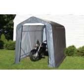 "6'  X 10' X 6'6"" Portable Storage Shed"