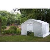 Portable Greenhouse Canopy 12'W X12'L X 8'H
