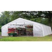 LARGE BACKYARD GREENHOUSE 22'W X 24'L X 12'H
