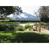 """Commercial Duty 12' X 12' / 1 5/8"""" Dia. Frame Luxury Event Party Tent"""