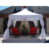 King Canopy 10' X 10' DuraLite with 4 Sidewalls Package Deal