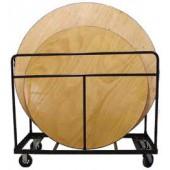 Heavy Duty Round Table Cart