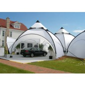 KD 20' X 20' OptiDome Party Tent