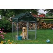 4' X 4' Modular Dog Kennel