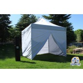Undercover 10' X 10' Aluminium Pop-Up with 4 Sidewalls Package Deal