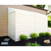 YardSaver 4 ft. X 10 ft. Steel Storage Shed